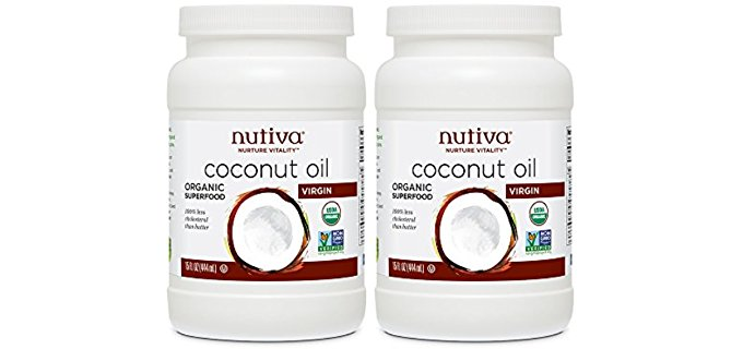 NutivaVirgin Coconut Oil