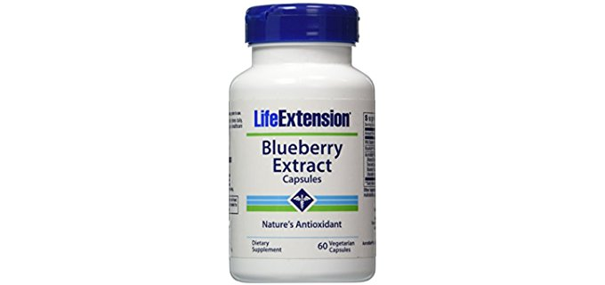 Potent Blueberry Extract