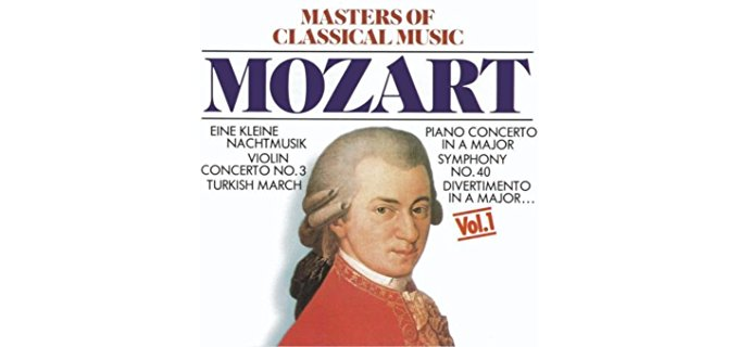 Classical Music Masters CD
