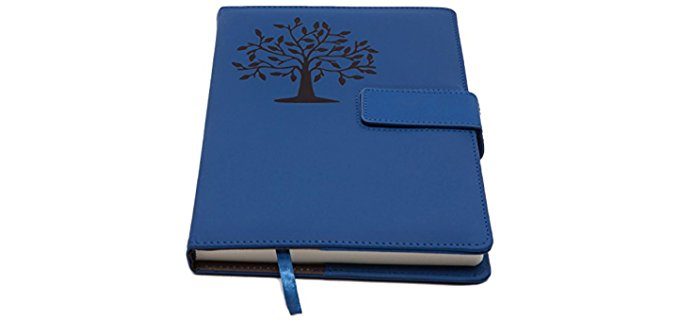 Refillable Writing Journal