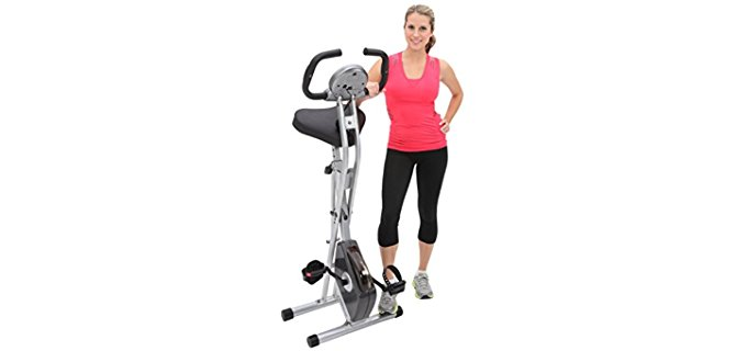 Upright Exercise Bike