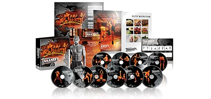 Full Body Workout DVD Set