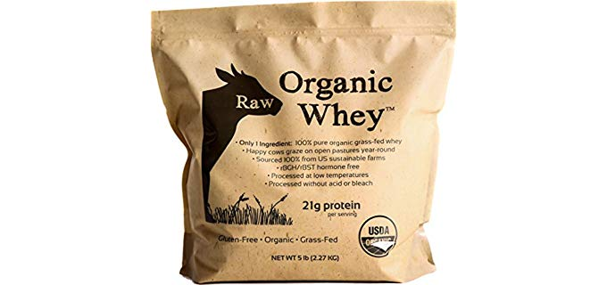 Organic Whey Powder