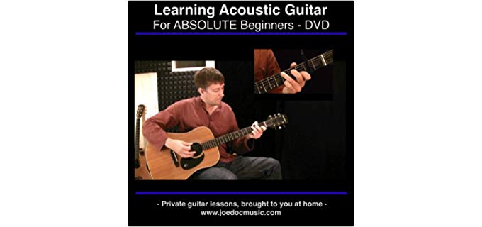Learning Guitar DVD