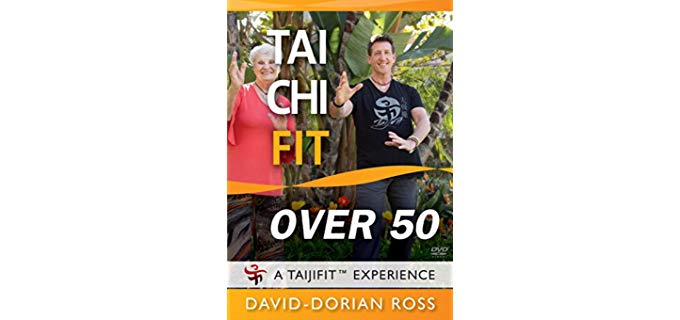 Tai Chi DVD for 50+